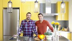 "Co-host of HGTV's ""Kitchen Cousins,"" Anthony Carrino dishes up tips for refinishing kitchen cabinets so you can rejuvenate your kitchen like the pros. (Photo: HGTV)"