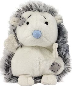 """Me To You Blue Nose Friends 4/"""" Avery the Fluffy Chick # 122"""
