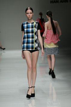 2014 S/S | HAN AHN SOON | Mercedes-Benz Fashion Week TOKYO