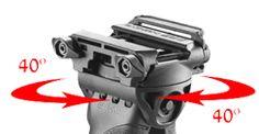H-PODHarris Bipod Tilting & Rotating Picatinny Adaptor Zahal.org