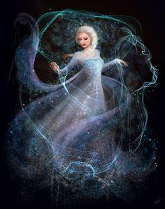Elsa by Jennyeight on deviantART