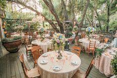 A Whimsical, Romantic Wedding at Calamigos Ranch in Malibu, California. Rental   Archive Rentals