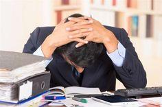 Sofre com problemas graves de stress? Pode ser mais grave do que pensa. E até pode não ter causas óbvias.