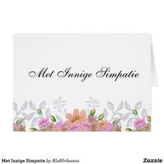 Shop Met Innige Simpatie created by AlsAfrikaans.