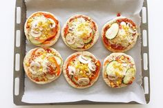 Pita Pizza - Easiest recipe ever! | Healthy Ideas for Kids