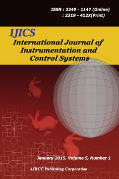 International Journal of Instrumentation and Control Systems (IJICS) is a Quarterly open access peer-reviewed journal that publishes articles which contribute new results in all areas of Instrumentation Engineering and Control Systems.