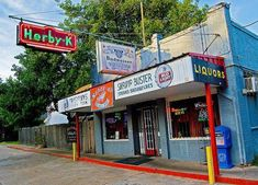 Herby K in Shreveport. One of our favorite places! Shreveport Louisiana, New Orleans Louisiana, Louisiana History, Bossier City, Hidden Treasures, Good Ole, Back In Time, Places To Eat, Steak