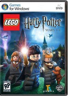 Lego Harry Potter - Anos 1 A 4 - PC