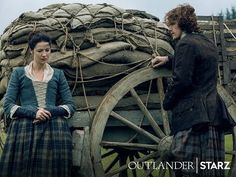 Outlander's Sam Heughan and Caitriona Balfe get tipsy as they celebrate ...