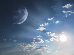 blue moon meaning and meditation