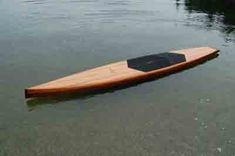 The characteristics and benefits of custom wood stand up paddle boards.