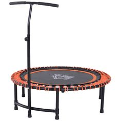 Whether You Re Looking To Exercise Inside Outside Or In The Office This Mini Trampoline From Homcom For Mini Trampoline Trampoline Mini Trampoline Rebounder