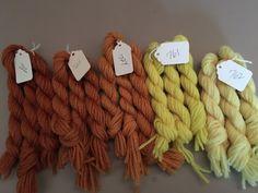 Variegated Brown shades #05 - 48 yds total Paternayan Persian Wool