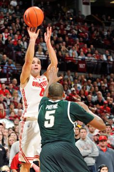 Aaron Craft Photo - Michigan State v Ohio State Basketball Games Online, Basketball Shoes For Men, Basketball Shooting, Basketball Art, Michigan State Spartans, Ohio State University, Ohio State Buckeyes, Ohio State Basketball, Photo Craft