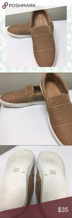 Gianni Bini sneakers!! Adorable sneakers! Would be so cute paired with a pair of distressed jeans and a tunic! Worn once just have others I prefer more! Gianni Bini Shoes Flats & Loafers