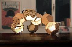 D-Twelve Lamp par Plato Design - Journal du Design