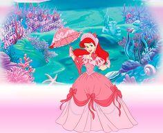 ariel4 by ArsenalGrace, via Flickr disney princess ariel Ariel Pictures, Princess Pictures, Disney Pictures, Princess Pics, Disney Dream, Disney Style, Disney Love, Ariel Disney, Disney Princess Dresses