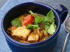Pumpkin-Turkey Chili with White Beans and Kale