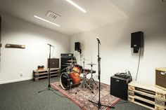 rehearsal room three