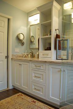 Pretty Inspirational: Recent Project: Master Bathroom Renovation