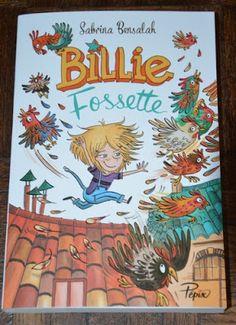 Les Lectures de Val : Billie Fossette de Sabrina Bensalah