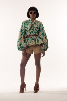 NEW The Naomi Top by DemestiksNewYork on Etsy ~African fashion, Ankara, kitenge, African women dresses, African prints, African men's fashion, Nigerian style, Ghanaian fashion ~DKK