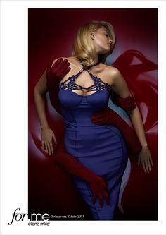 Sensual and beautiful shot by Javier Vallhonrat #egoWrg #campaign for #ElenaMiro' #ForMe we #love #curvy #photo #JavierVallhonrat #model #LaurenMcKenzie