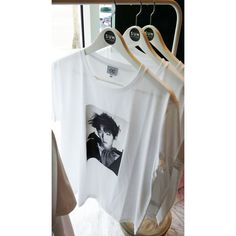 [NEW]SMTOWN COEX Artium EXO Exoclusive Official Photo Printed White T-Shirts