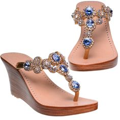 Mystique Sandals is the premiere women's jeweled sandals brand. A Los Angeles based company that designs, manufactures, & distributes men's and women's sandals for fashion forward people.