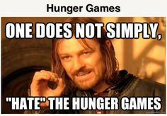 TRUE DAT! Hunger Games Humor - Funny