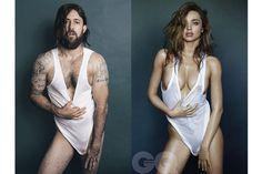 Bondi Hipsters Do Parody Of Miranda Kerr's GQ Shoot