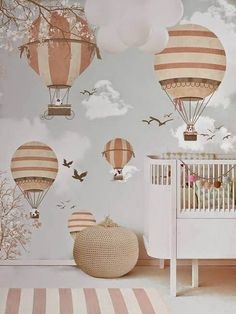 Looking to create the perfect nursery for your new arrival? We've got decorating tips and nursery colour ideas to inspire. >>> Want to know more, click on the image. #homedecorhacks