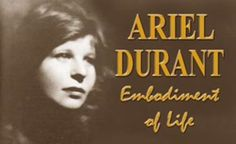 """Mujerícolas: Ariel Durant. """"La Historia de la Civilización"""""""