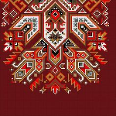 Medieval Embroidery, Palestinian Embroidery, Folk Embroidery, Learn Embroidery, Cross Stitch Embroidery, Embroidery Patterns, Cross Stitch Patterns, Machine Embroidery, Antique Quilts