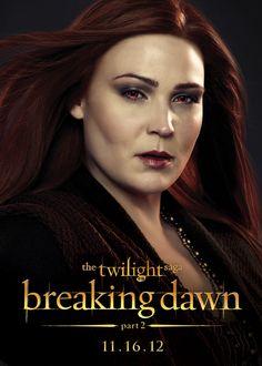 Siobhan - The Twilight Saga: Breaking Dawn Part 2