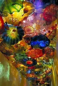 Glass of Chihuly