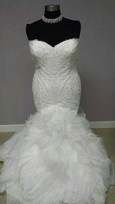 Pronovias (Curvaceous Bridal Couture)