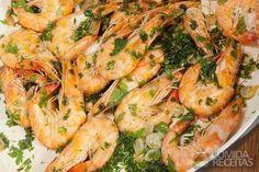 Receita de Camarões à paulista em receitas de crustaceos, veja essa e outras receitas aqui!