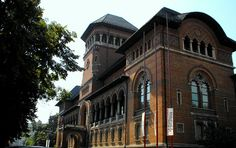 Muzeul Taranului Roman, B dul Kiseleff
