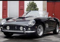 Vintage Ferrari Spyder Sold For Highest Price Ever At Car Auction (PHOTOS)
