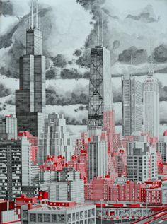 Arte y Arquitectura: The Happiness Machine / Mark Lascelles Thornton