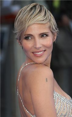 Elsa Pataky my new celebrity crush...oh and Chris Hemsworth's wifey no big deal.