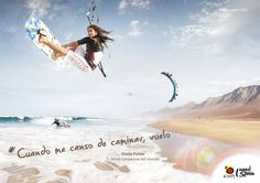 I need Spain, campaña de turismo ~ playa