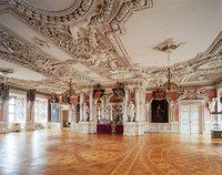 Thüringer Schlösser: Gotha Jena, Baroque, Architecture, Castles, Marble, Interiors, Park, Weimar, Erfurt