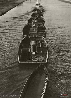 Rzeka Wisła (Kraków), Kraków - 1954 rok, stare zdjęcia