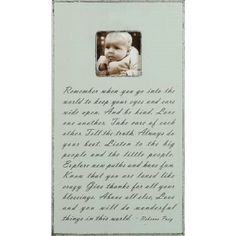 Fireworks Gallery - Home & Lighting - Frames & Albums - Wall Frames - Remember When Small Photo Box