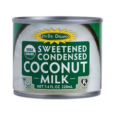 Condensed Coconut Milk by Let's Do Organic - Thrive Market