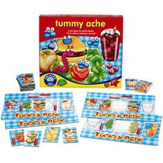 LOVED THIS GAME!!! Tummy Ache!