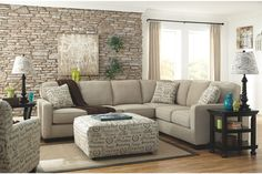 Alenya 3-Piece Sectional | Ashley Furniture HomeStore