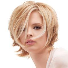 Cute trendy short haircuts women